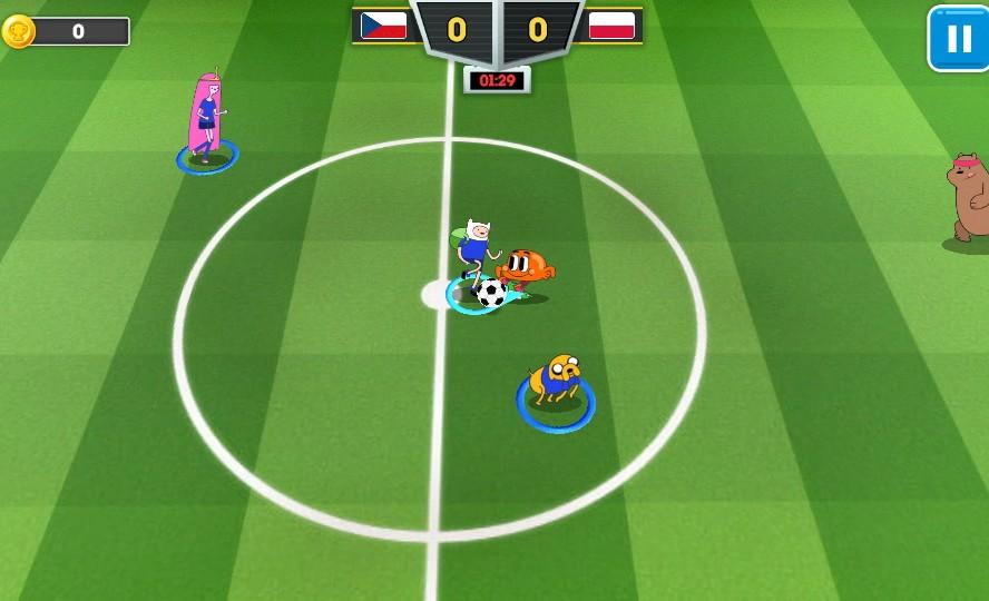 8aca6cbda Futbalové hry – online hry zadarmo – Webgames.sk