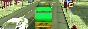 Trash Truck Simulator