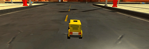 Mini Toy Cars Simulator