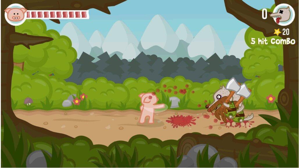Iron Snout – online hra zdarma – Webgames.sk